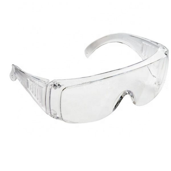 dental protection glasses and curing light glasses clear