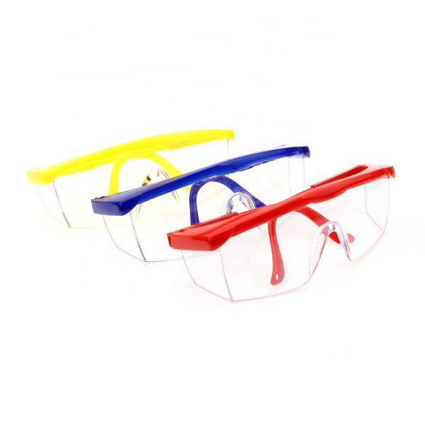 adjustable dental protection glasses and curing light glasses