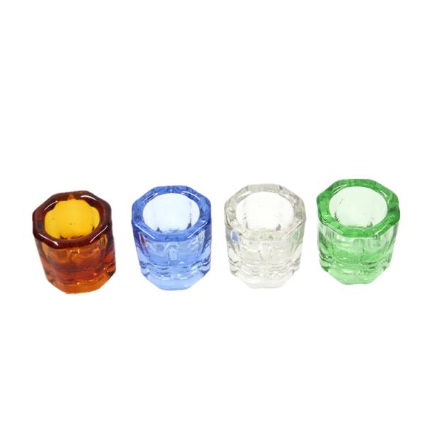 dental glass dappen dishes