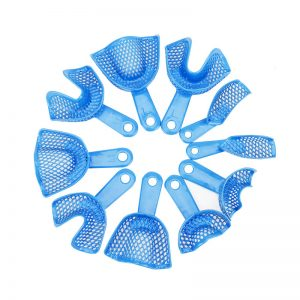 dental metal impression trays